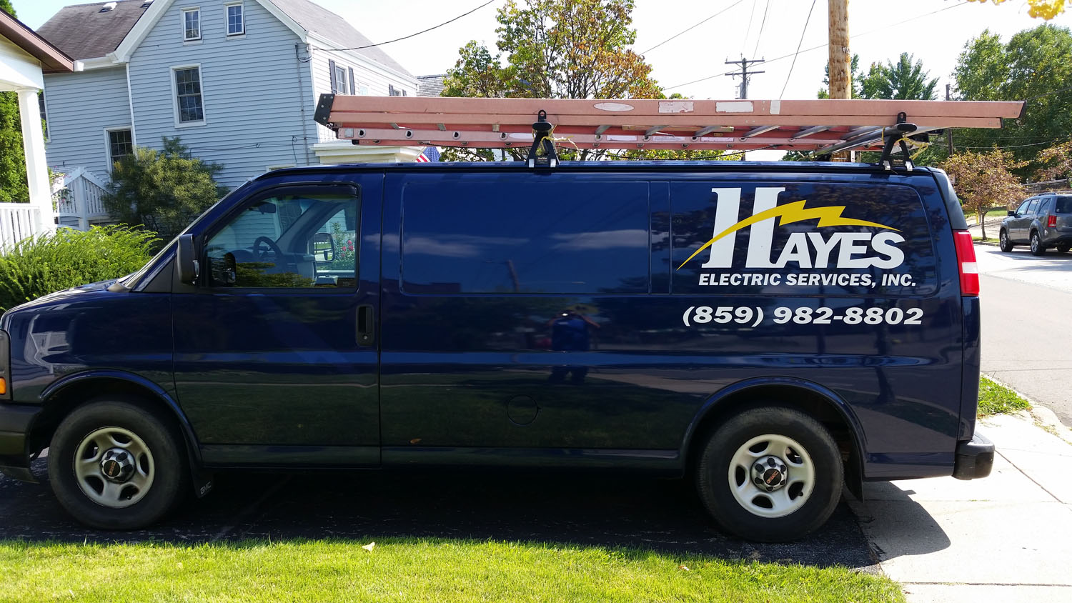 About Hayes Electric Northern KY Electrician